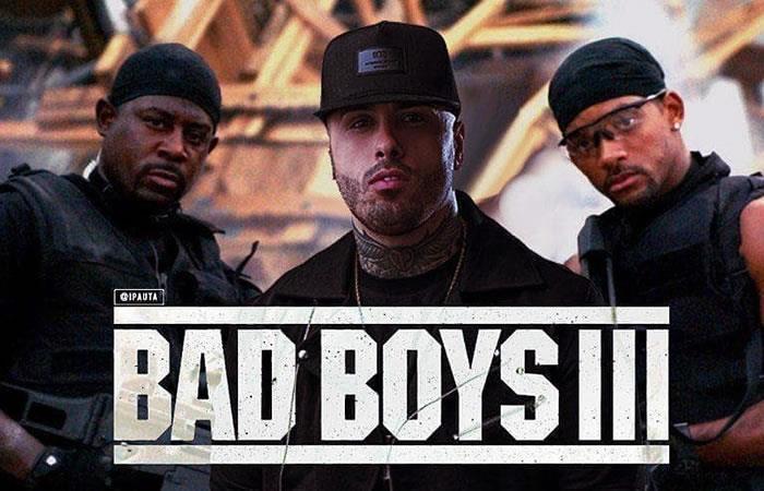 Nicky Jam formará parte del elenco de 'Bad Boys III'