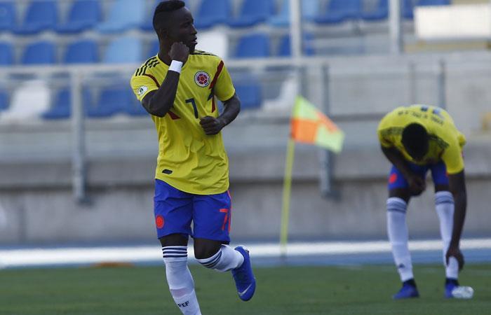 Sudamericano Sub 20: Selección Colombia vence a Bolivia