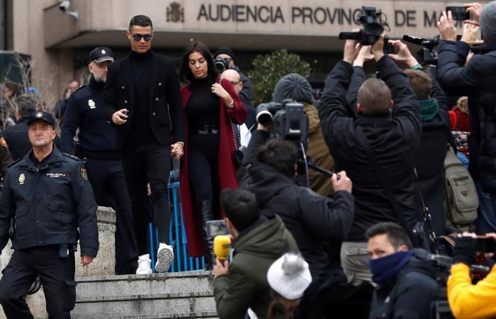 Cristiano Ronaldo es condenado por fraude fiscal [FOTOS]