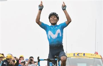 Nairo Quintana pospone el Tour Colombia 2.1