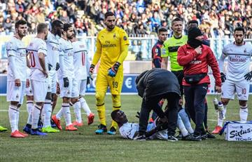 ¿Cuánto tiempo estará de baja Cristian Zapata por su lesión?