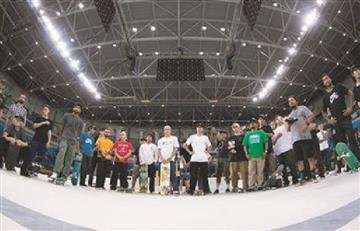 Colombia busca ser potencia mundial en Skateboarding