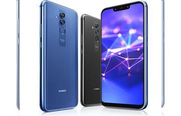 Huawei lanza oficialmente el Mate 20 en Colombia