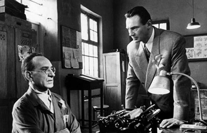 'La Lista de Schindler' cumple 25 años. Foto: Twitter