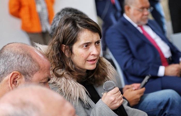 Paloma Valencia en aprietos por audios en los que propone hacer coaliciones