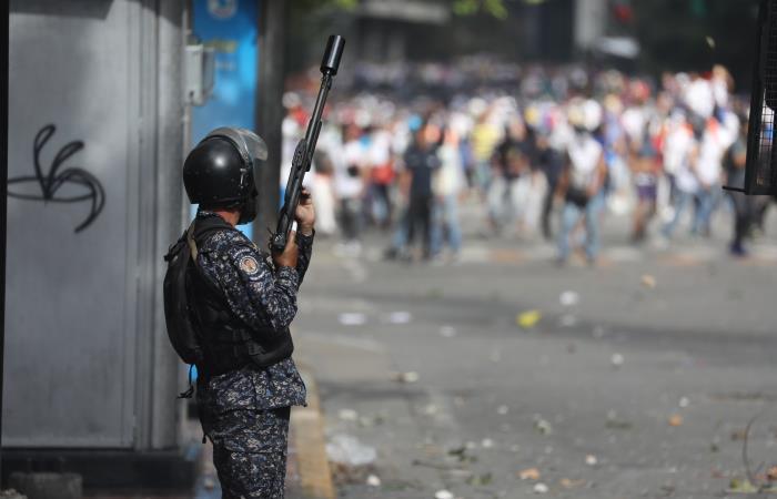 Venezuela: así se han vivido las manifestaciones en contra de Nicolás Maduro