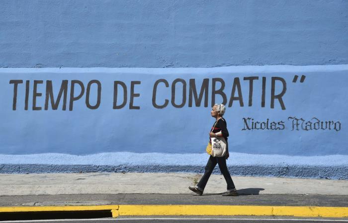 Venezuela: Marchas en contra del