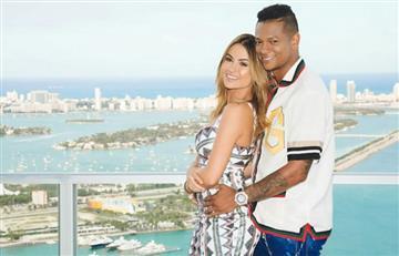 FOTO: Él es Jacobo, el hijo de Sara Uribe y Fredy Guarín