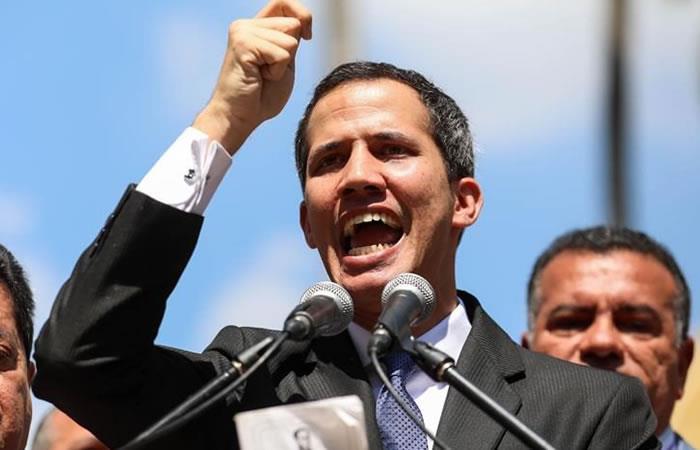 ¿Está en peligro la vida de Juan Guaidó?
