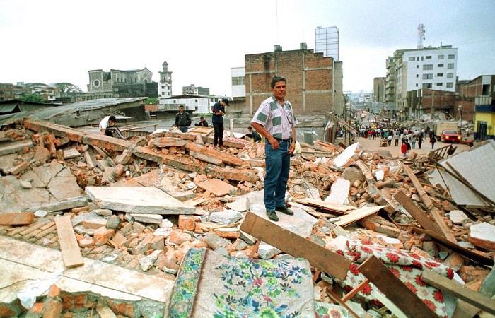 Armenia: 20 años del terremoto en el Eje Cafetero
