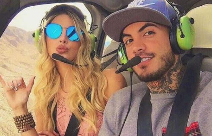 Canal 1 reveló que Melina Ramírez y Mateo Carvajal serán papás