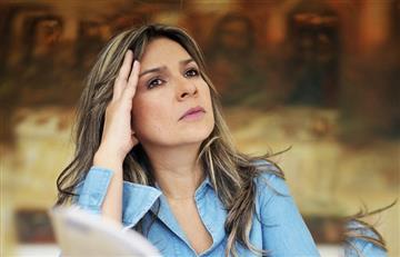 ¿Quién fue? Directora del Centro Democrático se defiende ante denuncias de Vicky Dávila