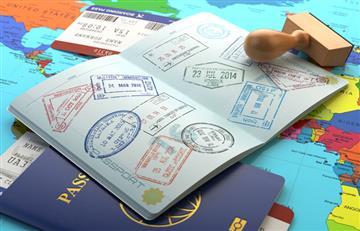 ¡Estos son los países a los que puedes viajar sin visa!