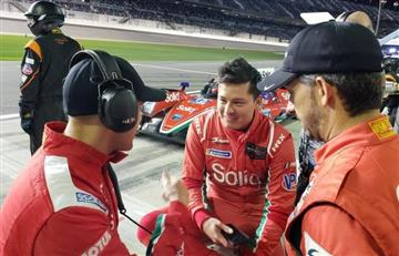 ¡Triunfo colombiano en las 24 Horas de Daytona!