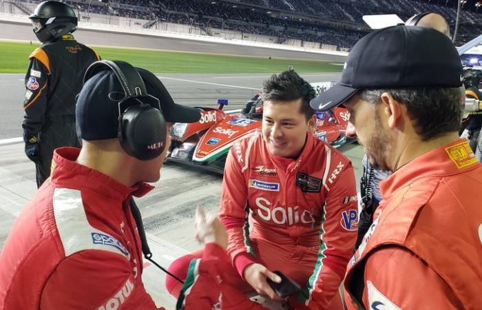 Colombiano Sebastián Saavedra gana en las 24 Horas de Daytona