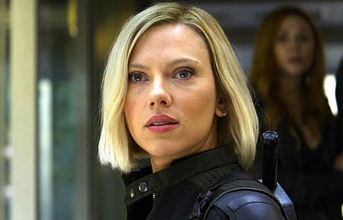 'Black Widow' será clasificación en 'R'. Foto: Twitter