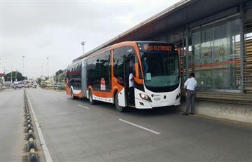 ¿Malo o bueno? Así funciona el transporte público en Colombia