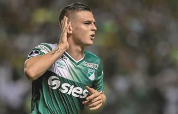 Nicolás Benedetti tiene un pie en América de México