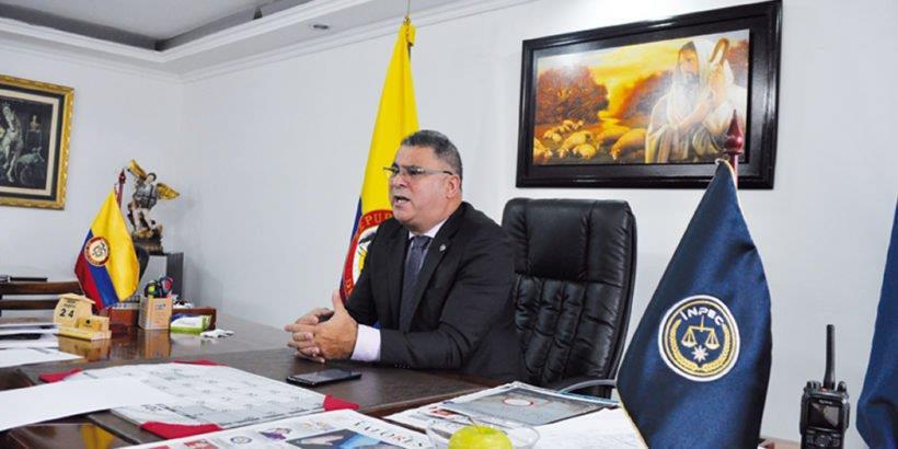 El directivo carcelario estaría implicado en un caso de corrupción. Foto: Twitter