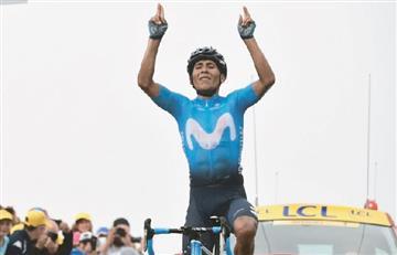 """Nairo Quintana: """"En Colombia el ciclismo corre por las venas"""""""