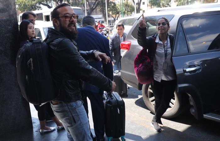 Periodistas detenidos en Venezuela, ya fueron liberados