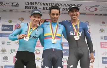 Daniel Martínez se cuelga el oro en el Campeonato Nacional
