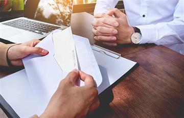 La mejor manera de presentar tu carta de renuncia
