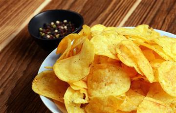 ¿Sabías que se pueden hacer papas fritas en el microondas sin usar aceite?