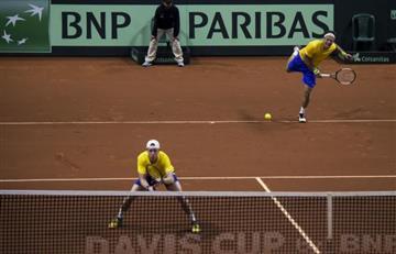 Suecia dejó una nota para Colombia luego de perder en Copa Davis