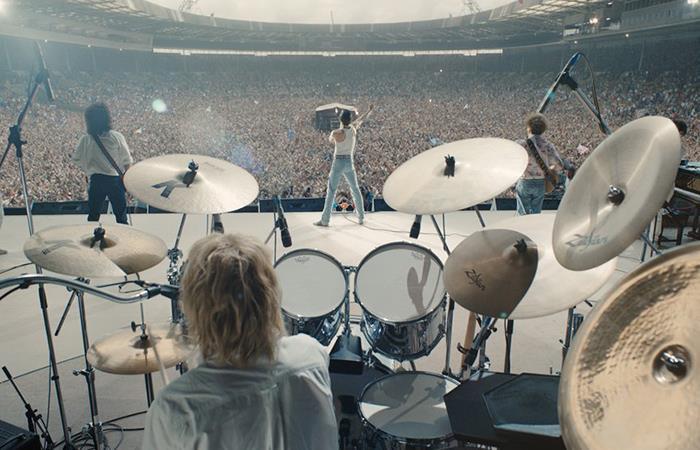 "La escena eliminada de ""Bohemian Rhapsody"""