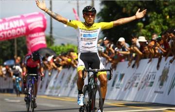 Óscar Quiroz venció a las figuras y es nuevo campeón nacional de ciclismo