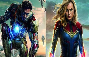 Los adelantos de 'Avengers: EndGame' y 'Captain Marvel' durante el Super Bowl 2019