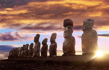 Belleza y misticismo en Rapa Nui