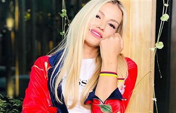 Fanny Lu sorprendió con 'bikinazo' en Instagram
