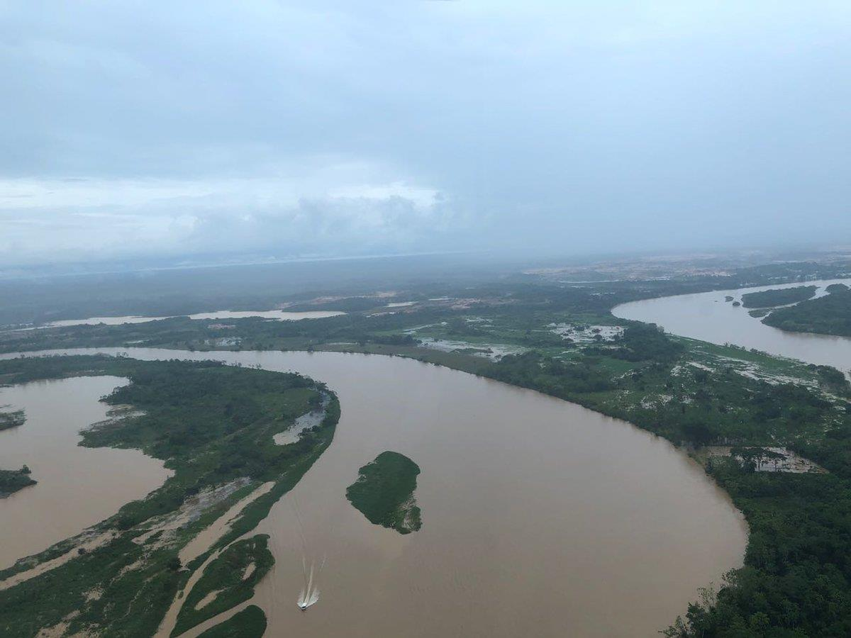 Hidroituango podría representar una amenaza para el río Cauca