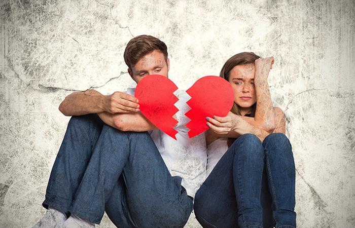 Tu comportamiento después de romper con tu ex revela mucho de tu personalidad. Foto: Shutterstock