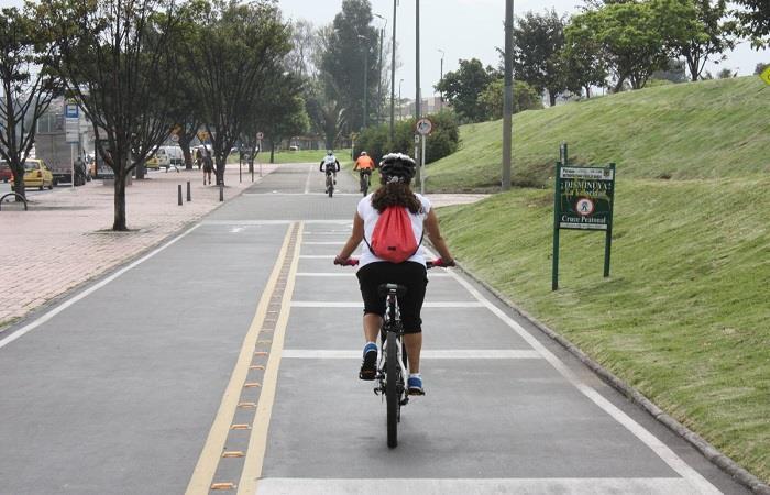 'Día sin carro y sin moto': Bogotá centrará su atención en los ciclistas de la ciudad