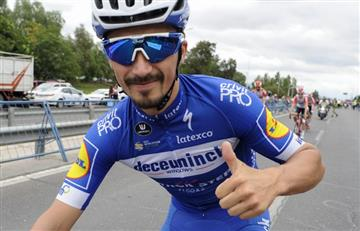 Llega el campeón de la montaña del Tour de Francia a Colombia
