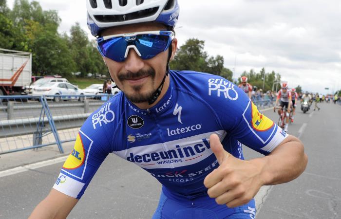 Tour Colombia: Julian Alaphilippe, otra estrella que se suma a la competencia