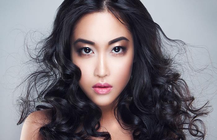 De esto se trata la tendencia de maquillaje en China. Foto: ShutterStock
