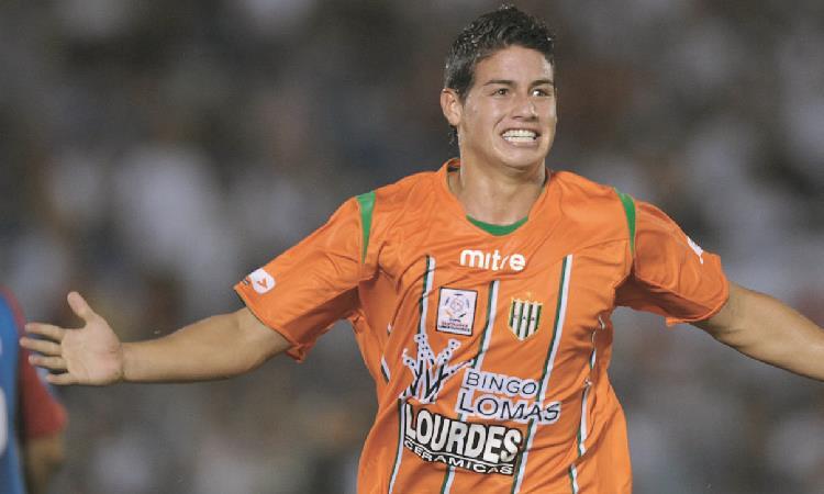 James Rodríguez cumple diez años de haber debutado en el exterior