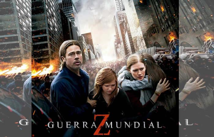 Paramount cancela la secuela de 'Guerra Mundial Z' con Brad Pitt