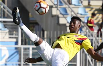 Selección Colombia: La Sub 20 va con todo ante Venezuela