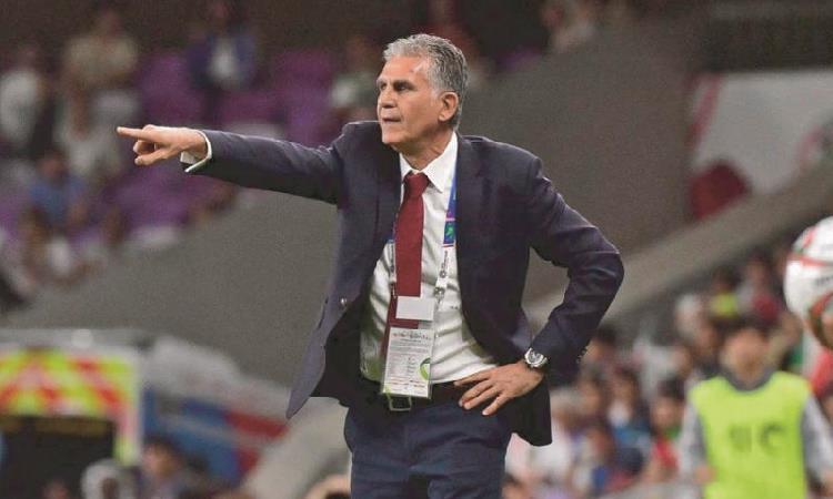 Queiroz fue presentado oficialmente como seleccionador de la 'tricolor'. Foto: AFP