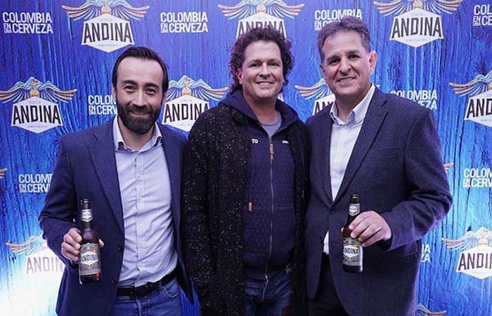 ¿Qué es Andina y por qué Carlos Vives se unió para promocionarla?