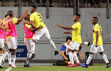 Sudamericano Sub 20: Selección Colombia derrota a Venezuela