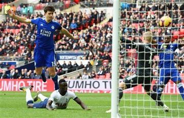 ¡Primer gol del colombiano Dávinson Sánchez en Inglaterra!