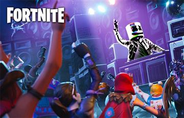 ¡Fortnite vuelve a hacer historia!