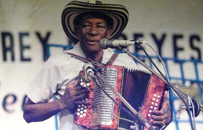 El primer rey vallenato cumple 100 años