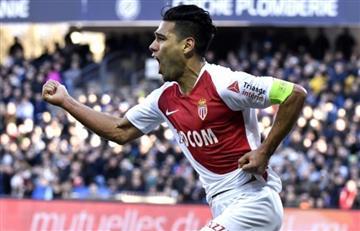 [VIDEO] ¡Feliz cumple, Tigre! Falcao celebró sus 33 años con gol para Mónaco
